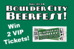 Beerfest Giveaway Boulder City, Nevada