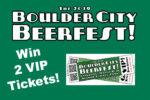 Beerfest Giveaway Boulder City, Nevada
