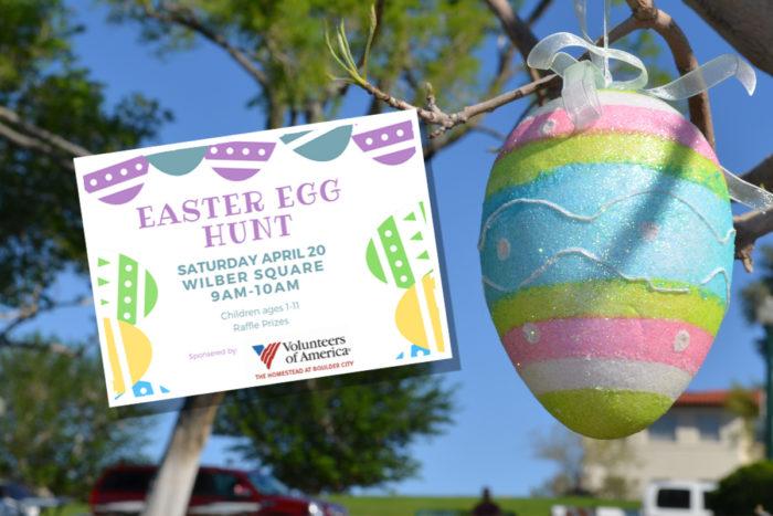 Easter Egg Hunt Boulder City, Nevada