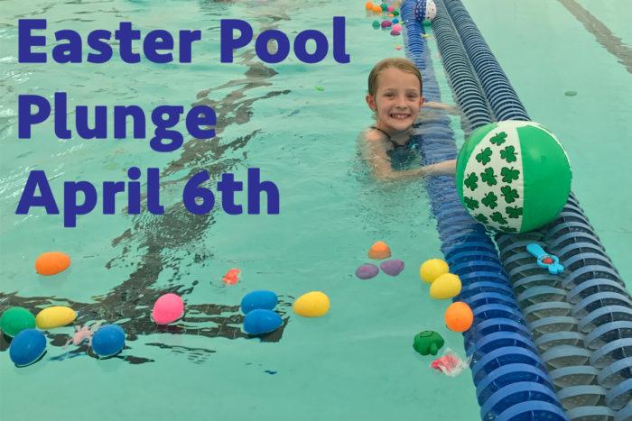 Easter Pool Plunge 2019 Boulder City, Nevada
