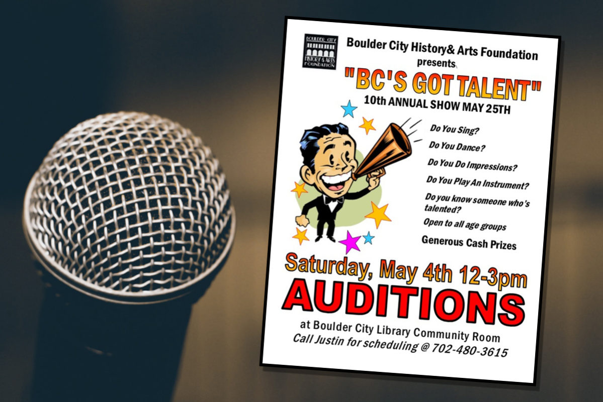 BC's Got Talent Auditions 2019 Boulder City, NV