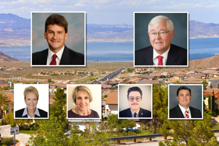 Final Candidates 2019 Elections Boulder City, Nevada