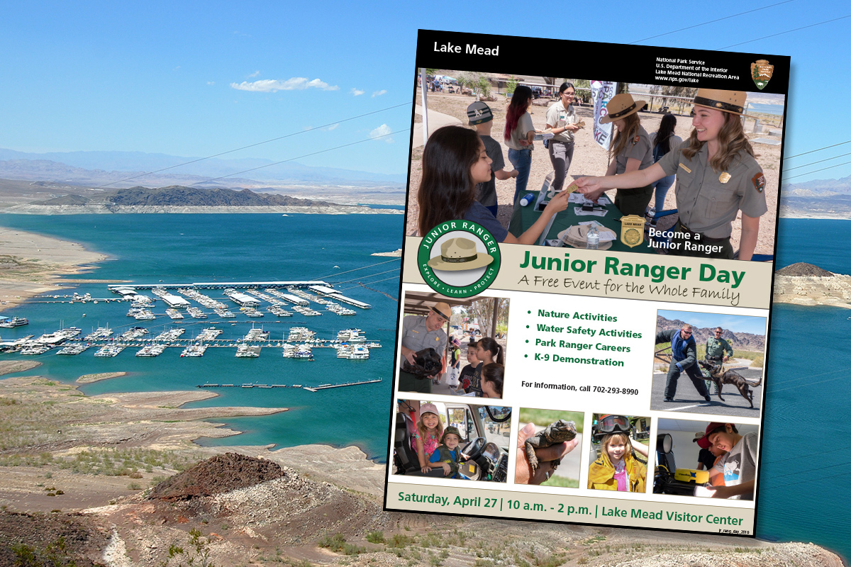 Junior Ranger Day Boulder City, Nevada