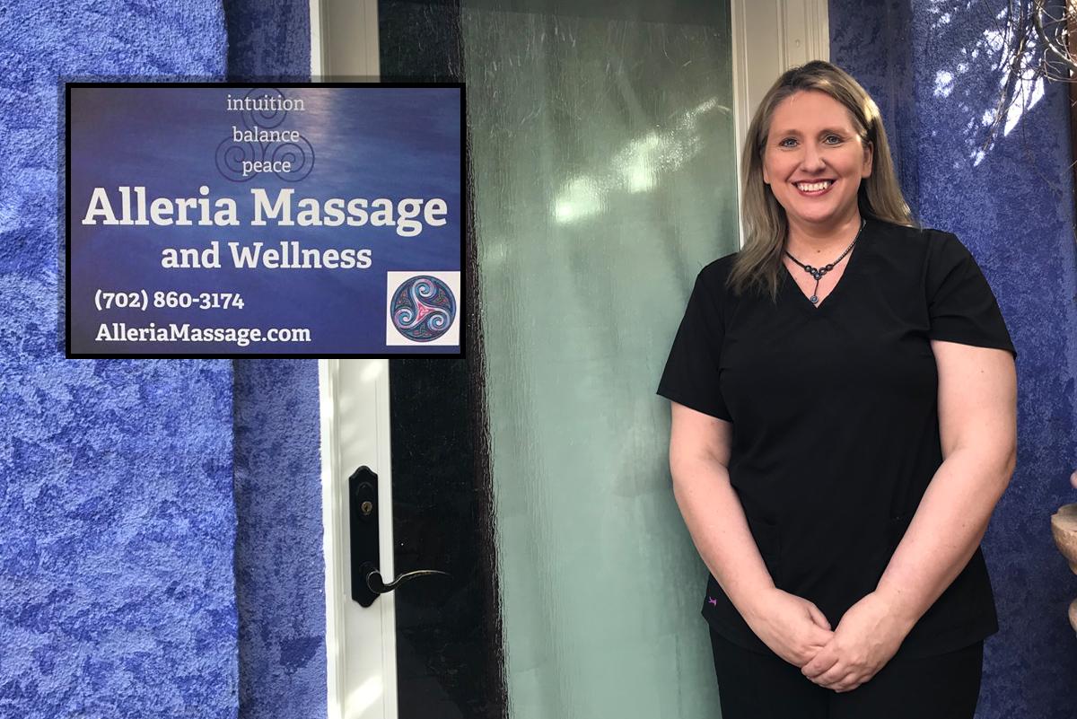 New Business Alleria Massage Boulder City, NV