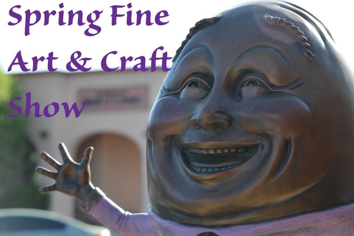 Spring Fine Art & Craft Show Boulder City, Nevada