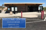 Welcome Center Closing Boulder City, Nevada