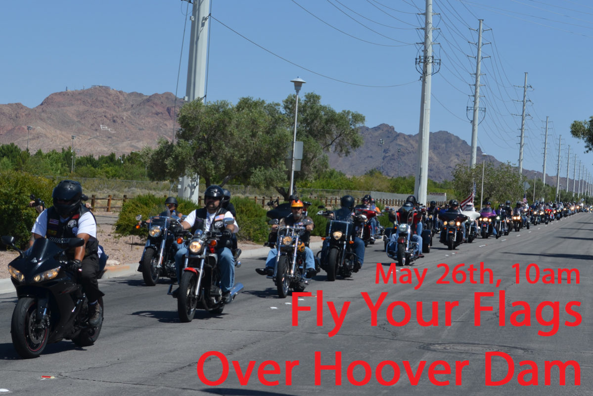 Fly Your Flags Hoover Dam Run Boulder City, NV
