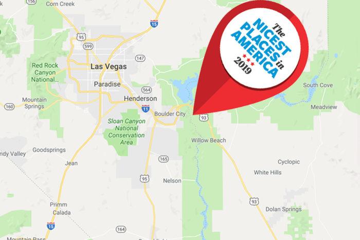Nicest Places America Contest Boulder City, NV
