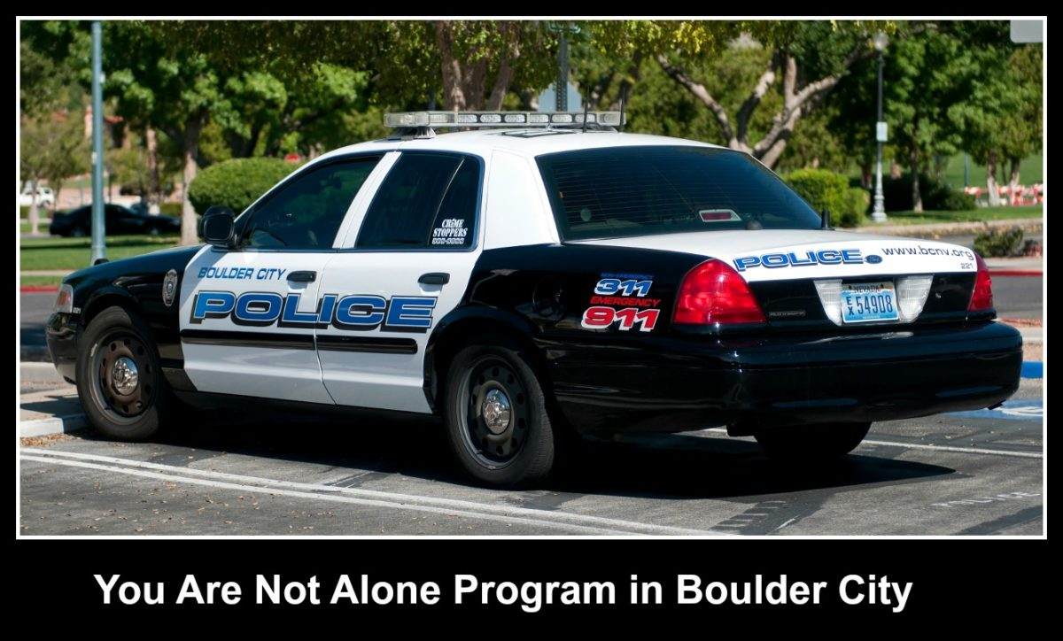 Boulder City, Nevada Police YONA