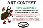 Doodlebug Art Contest Boulder City, Nevada