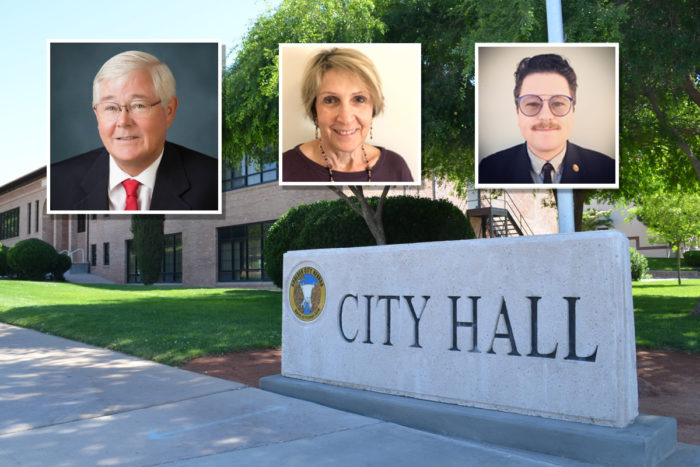 Election Winners 2019 Boulder City, Nevada