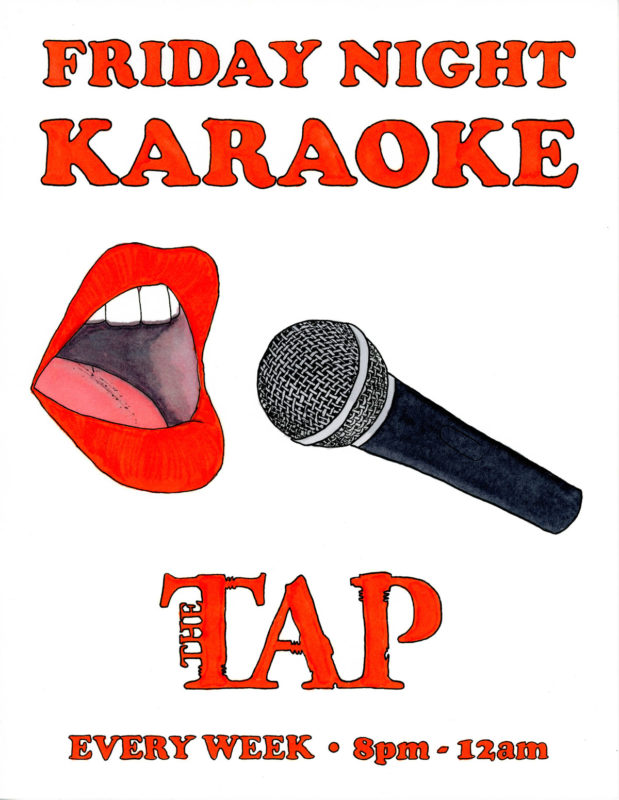 Karaoke The Tap Boulder City, Nevada