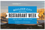 Restaurant Week Boulder City, Nevada