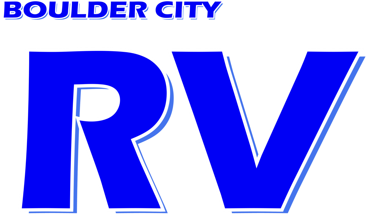 SmBoulder City RV Logo Boulder City, RV