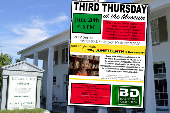 Third Thursday June Boulder City, Nevada