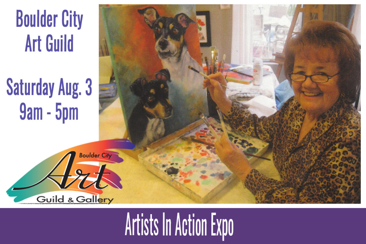 Artists In Action Expo Boulder City, NV