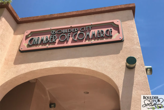 Chamber Of Commerce Boulder City, Nevada
