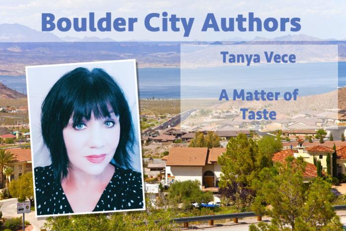 Local Authors Tanya Vece Boulder City, NV