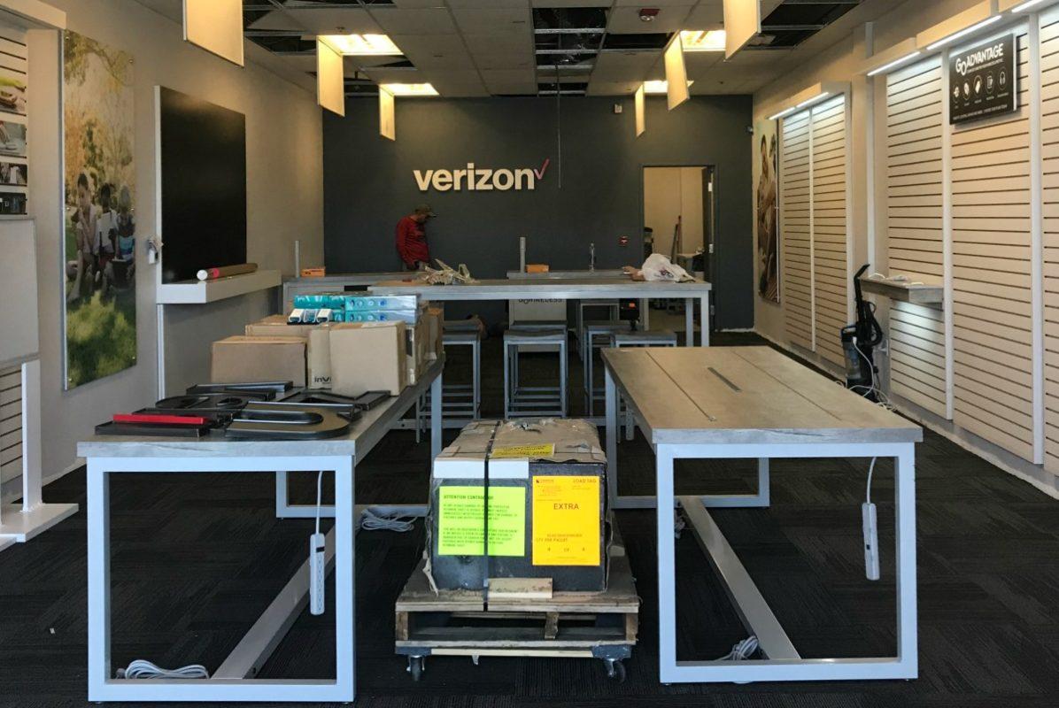 Verizon Opening GNC Boulder City, Nevada