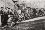Labor Day Post Dam Workers 1934 Boulder City, NV