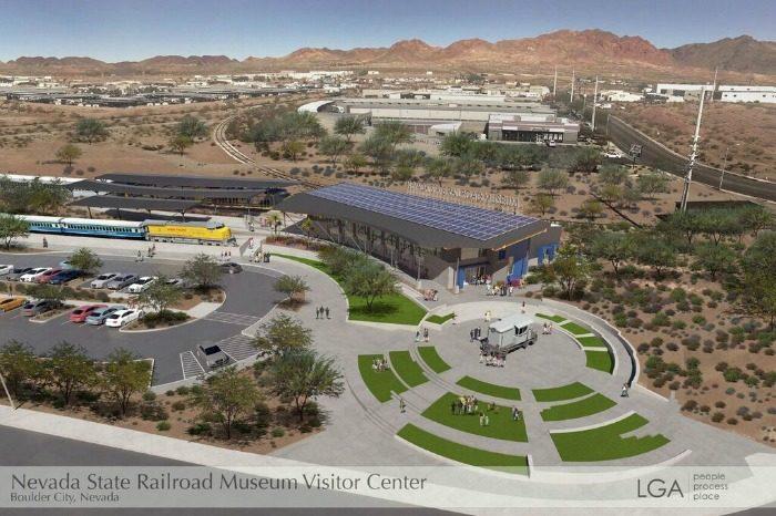 Railroad Museum Expansion Boulder City, NV