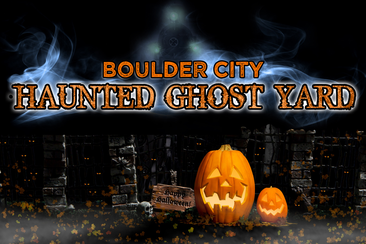 Haunted Ghost Yard Event Boulder City, NV