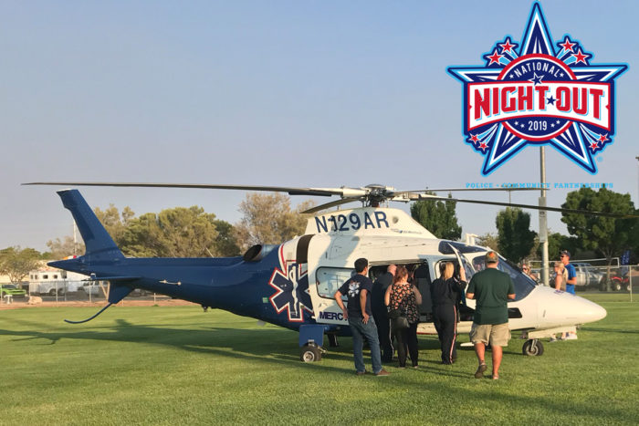 National Night Out 2019 Boulder City, NV