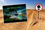Raid Area 52 Party Boulder City, Nevada