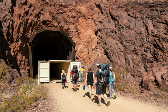 Tunnel Solution Reopens Boulder City, Nevada