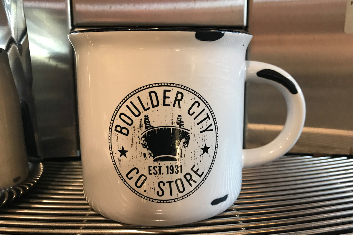 BC Co Store Coffee Cup