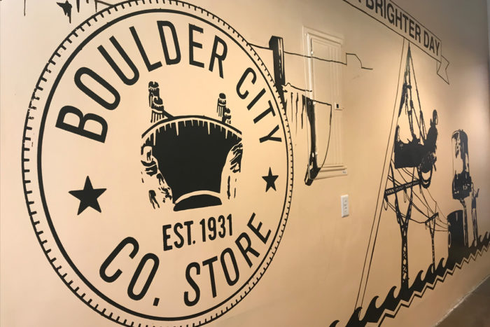 Boulder City Company Store Opens