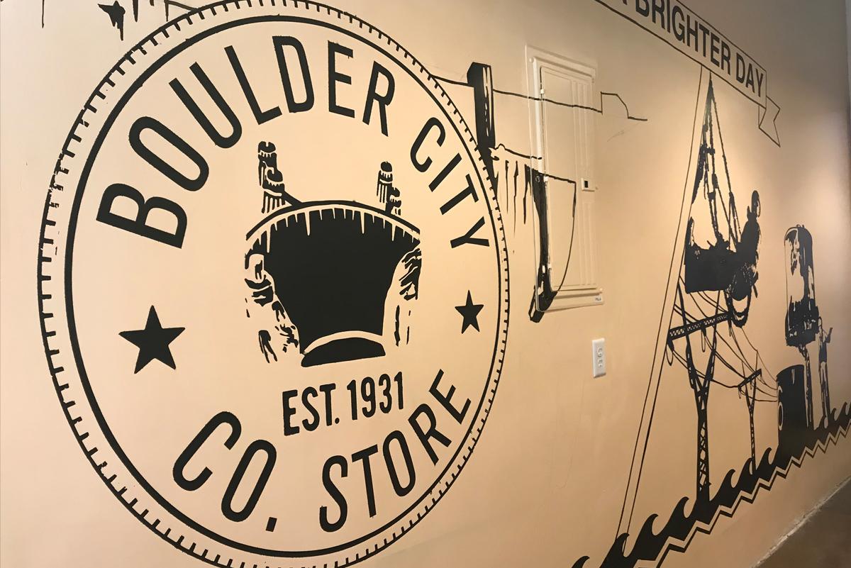 Boulder City Company Store Opens