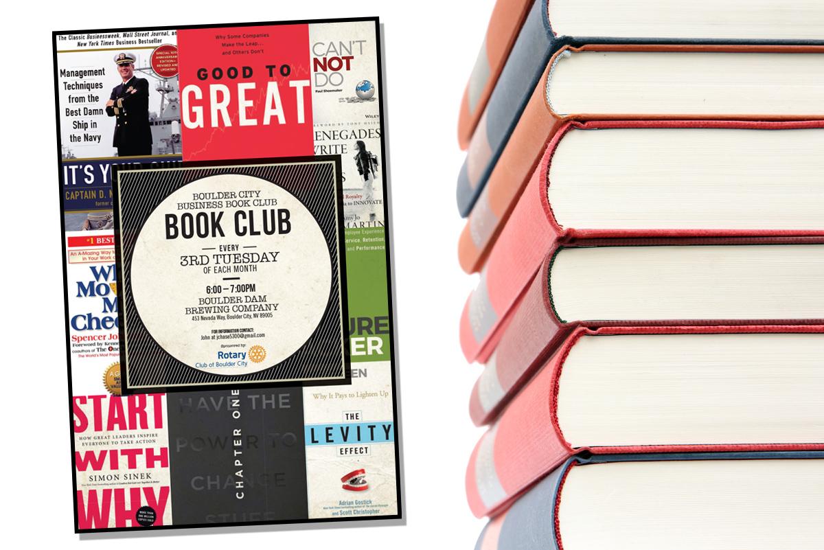Business Book Club Boulder City, Nevada