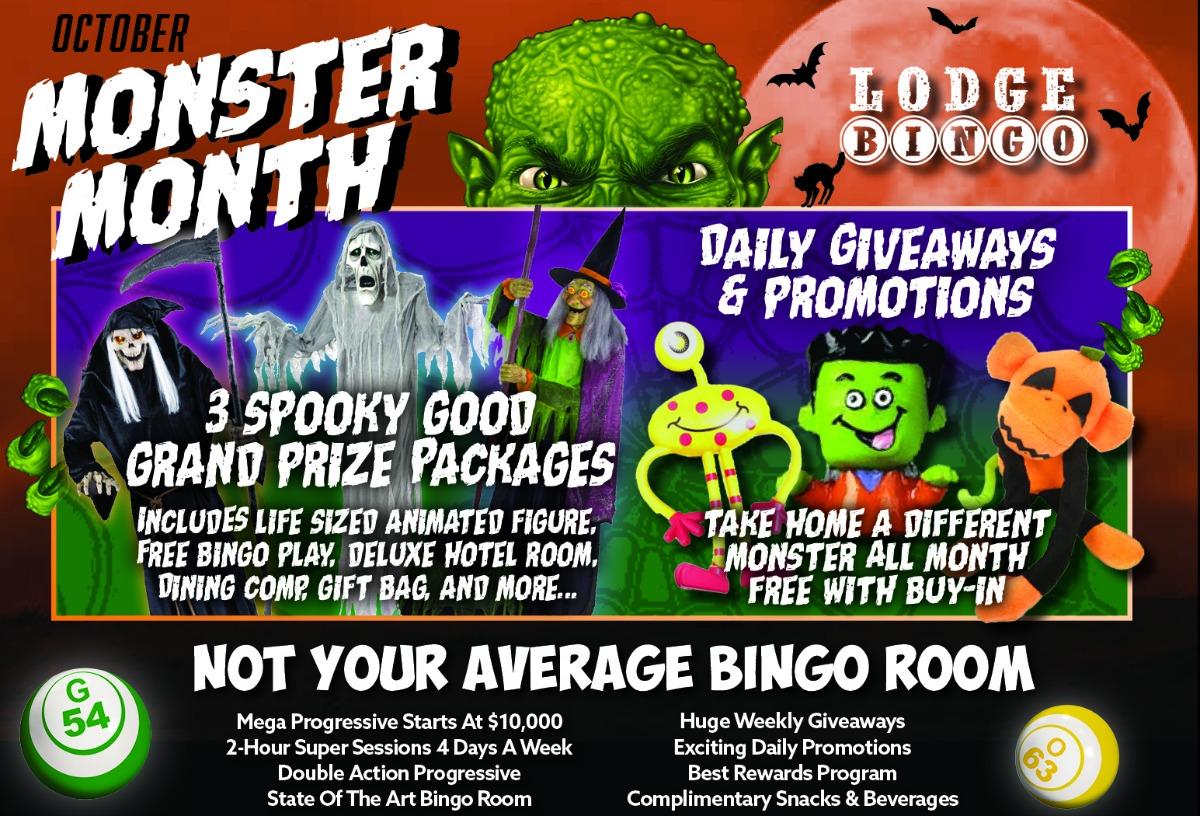 Hoover Dam Lodge Monster Month Boulder City, NV