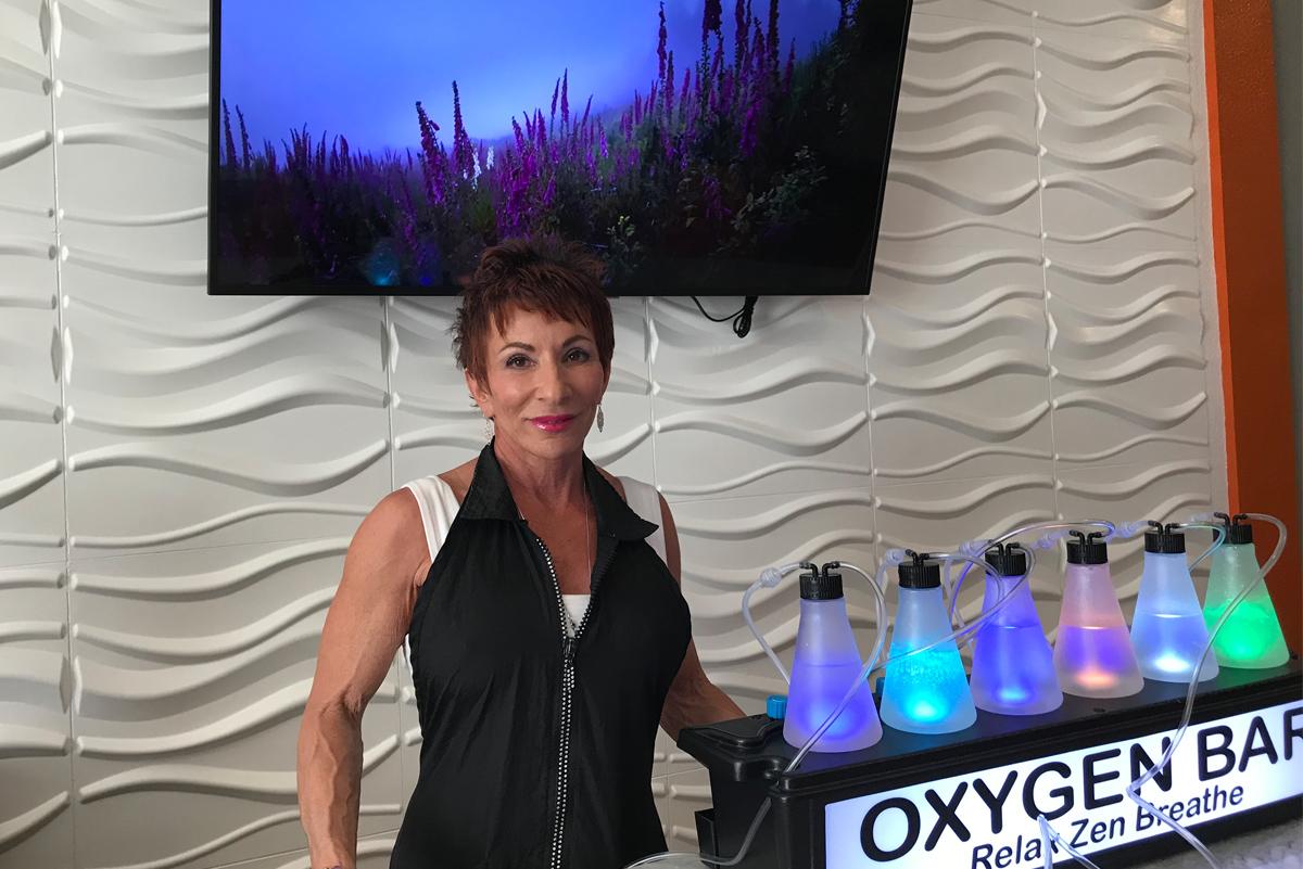 New Business Oxygen Bar Boulder City, Nevada