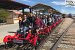 Rail Explorers Opens Boulder City, Nevada
