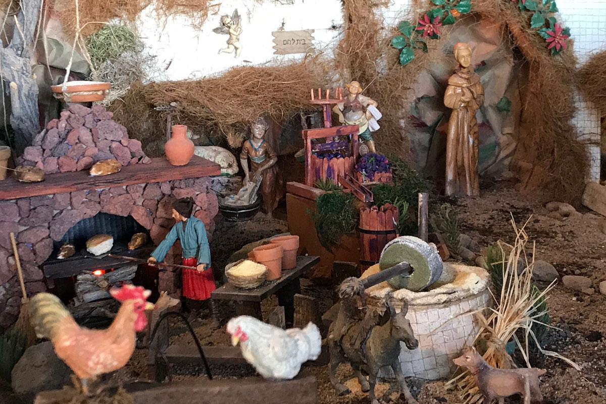 Angora Nativity Boulder City, Nevada