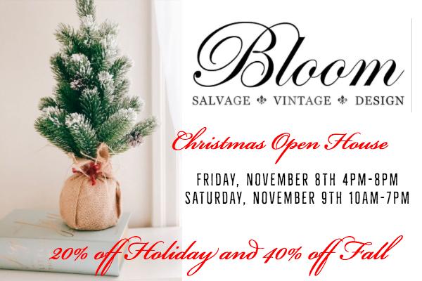 Bloom Holiday 2019 Open House Boulder City, NV