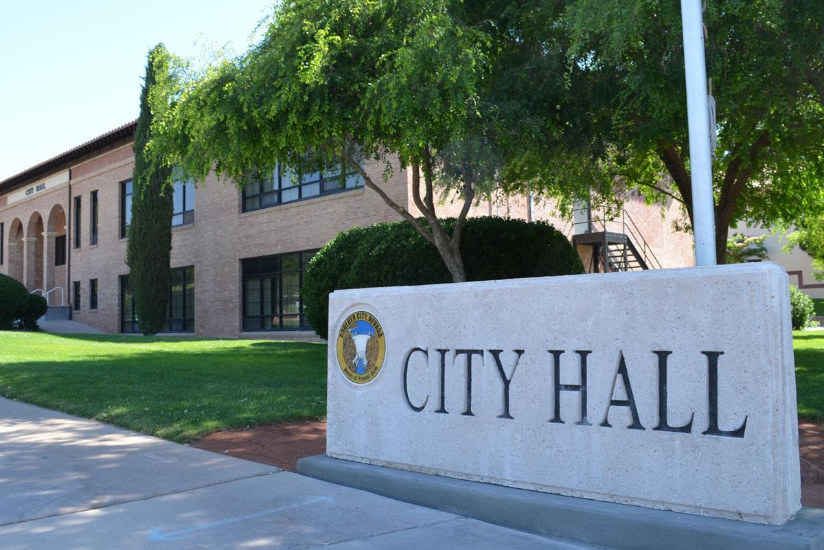 City Hall Vacancy Boulder City, Nevada