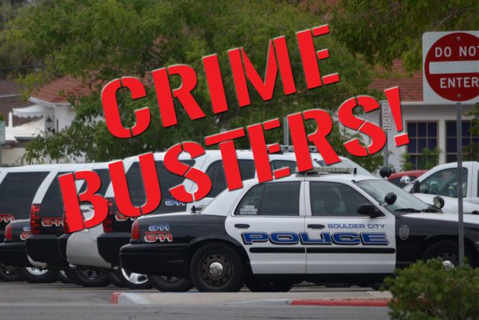 Crime Ring Bust Boulder City, Nevada