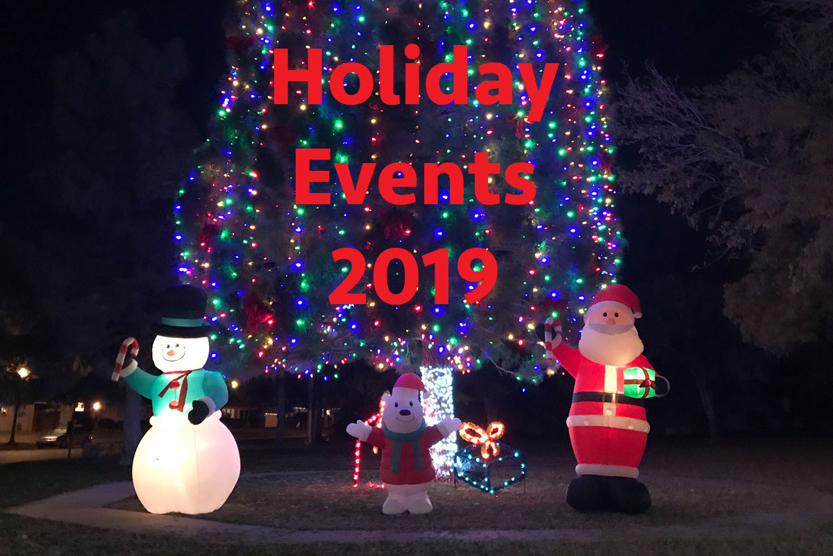 Holiday Kickoff 2019 Boulder City, Nevada