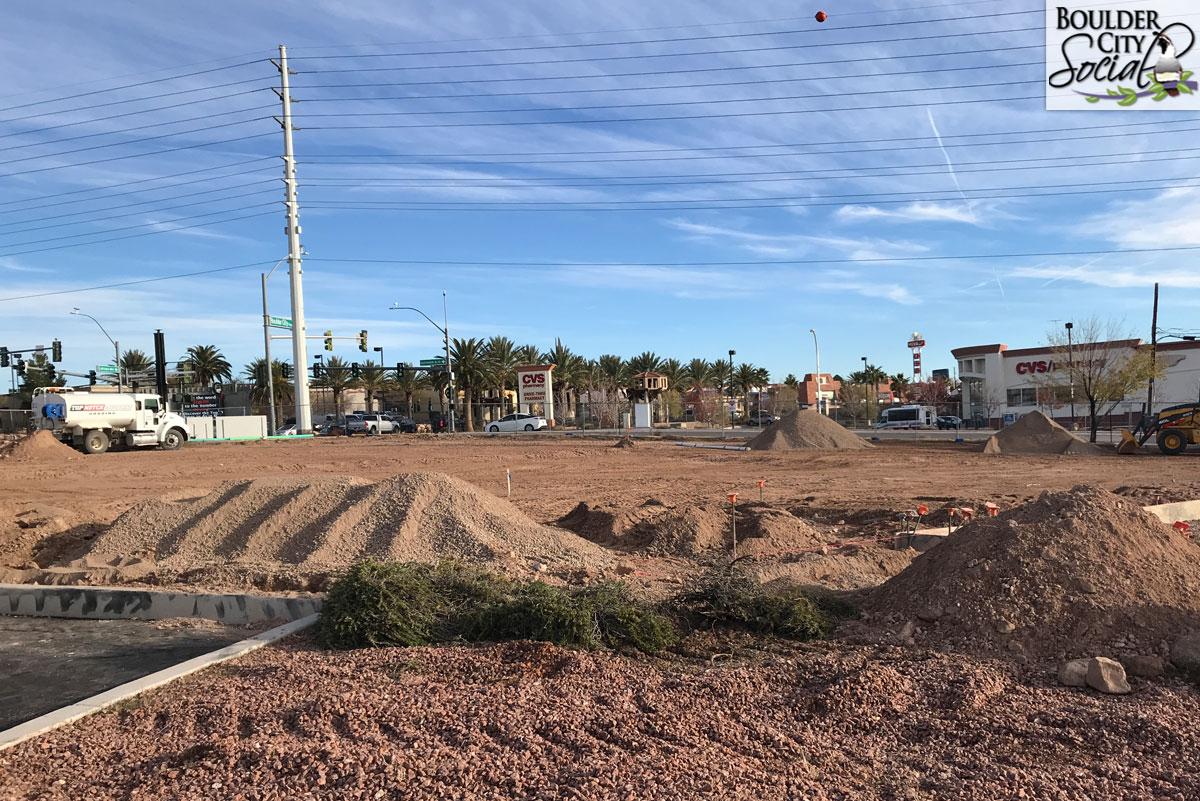 7-11 Construction Begins Boulder City, NV