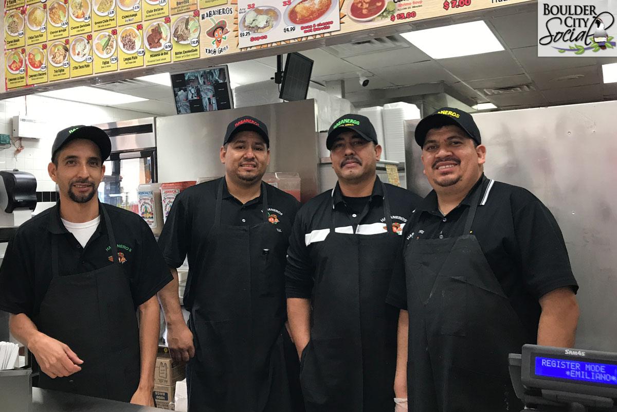 Habaneros Tacos Opens Boulder City, Nevada