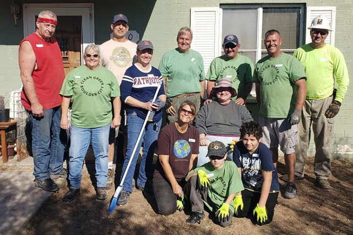Yard Squad Group Boulder City, Nevada