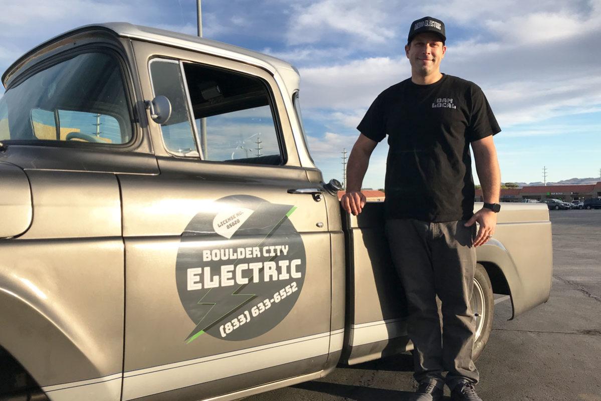 Aaron Medo BC Elecric Boulder City, NV