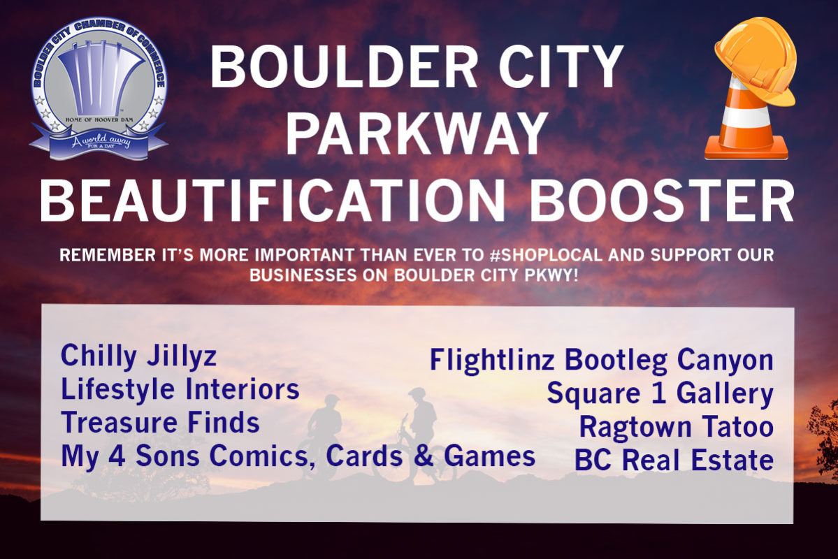 Business Booster 3 Chamber of Commerce Boulder City, NV