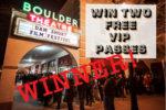 DSFF WINNER Boulder City, Nevada