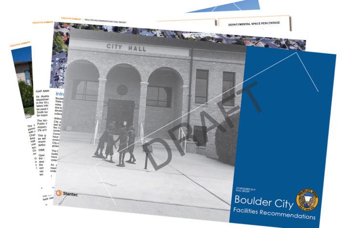 Stantec Study Boulder City, Nevada