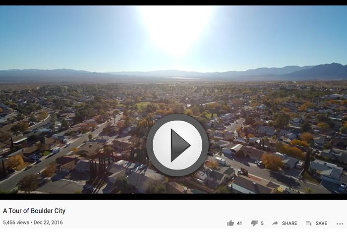 Video Tour Of Boulder City, Nevada