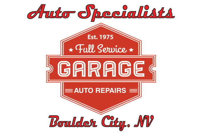 Auto Specialists Job Board Boulder City, NV